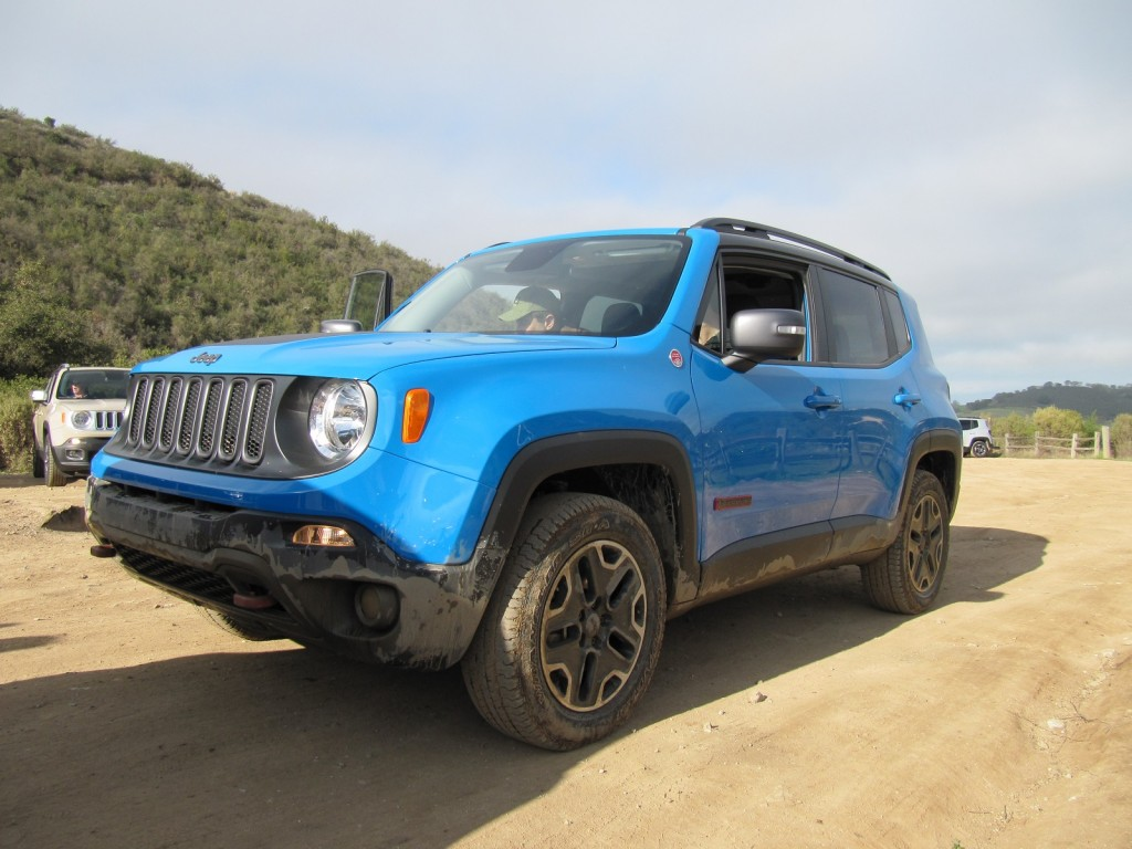2015 jeep renegade first drive. Black Bedroom Furniture Sets. Home Design Ideas