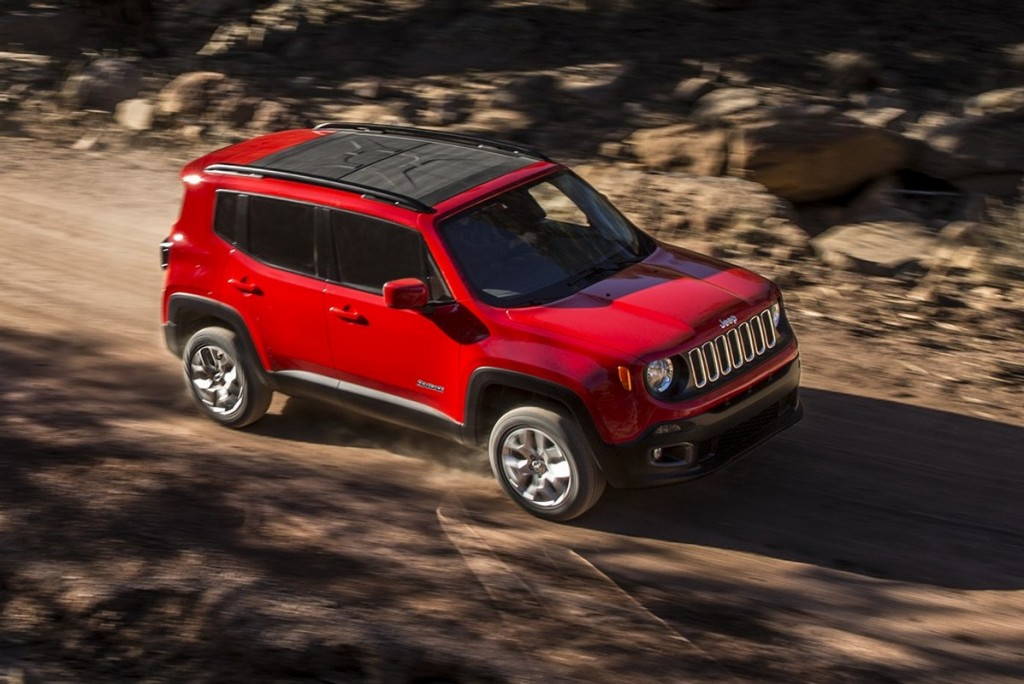 2015 jeep renegade pictures photos gallery green car reports. Black Bedroom Furniture Sets. Home Design Ideas