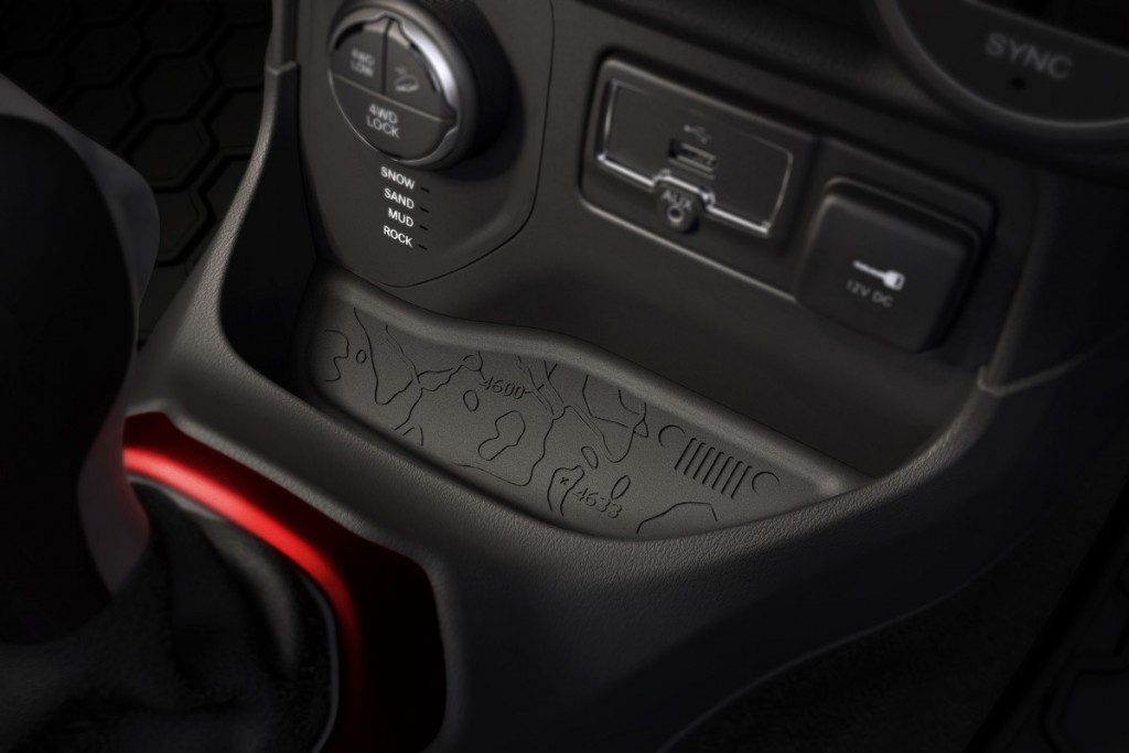 Mopar Accessories Already Announced For 2015 Jeep Renegade
