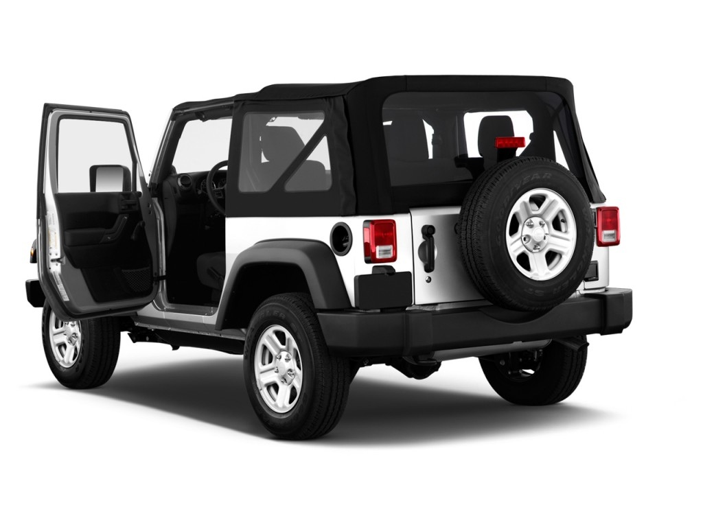 2015 Jeep Wrangler Pictures Photos Gallery Motorauthority