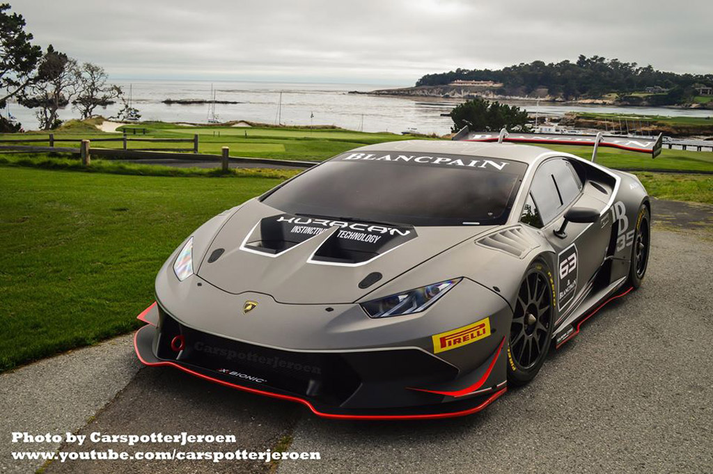 lamborghini hurac n lp 610 4 super trofeo racer revealed early video. Black Bedroom Furniture Sets. Home Design Ideas