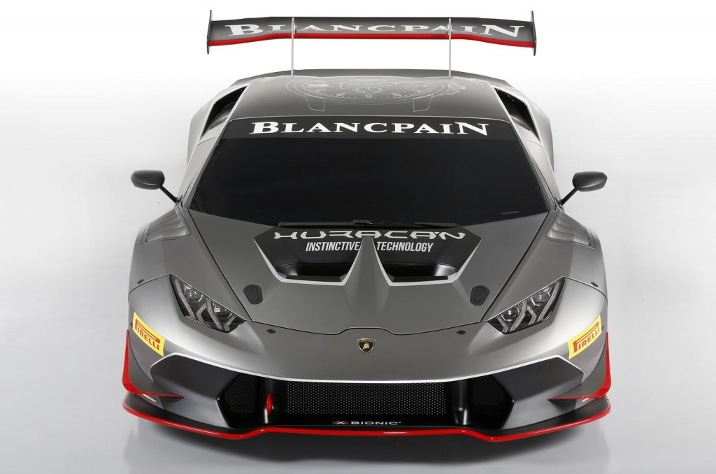 2015 lamborghini hurac n lp 620 2 super trofeo race car. Black Bedroom Furniture Sets. Home Design Ideas