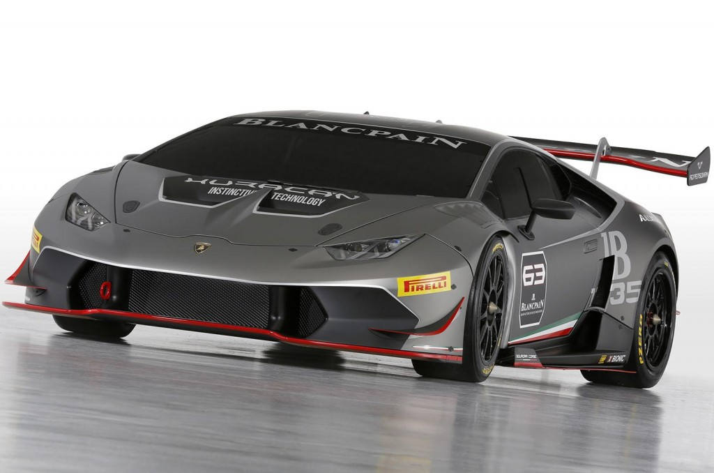 lamborghini hurac n lp 620 2 super trofeo rwd racer revealed. Black Bedroom Furniture Sets. Home Design Ideas