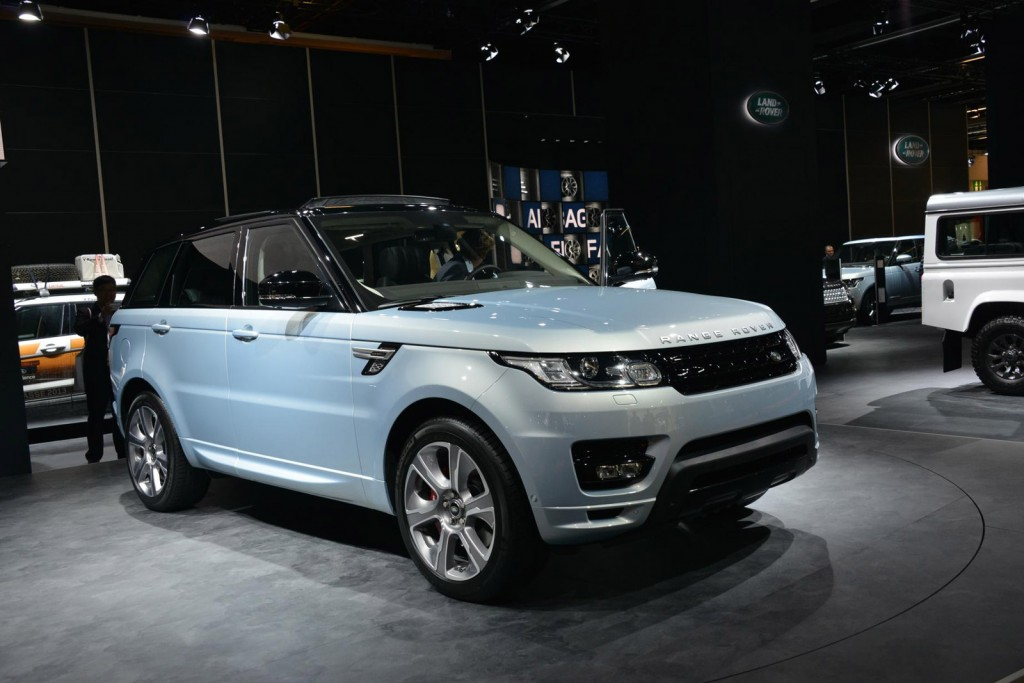 2014 range rover hybrid drive reports emerge for diesel electric suv u s won 39 t get. Black Bedroom Furniture Sets. Home Design Ideas