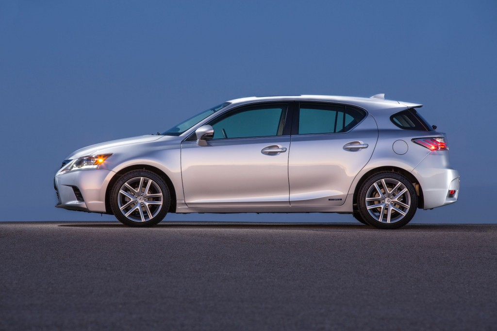 2015 Lexus Ct 200h Pictures Photos Gallery The Car