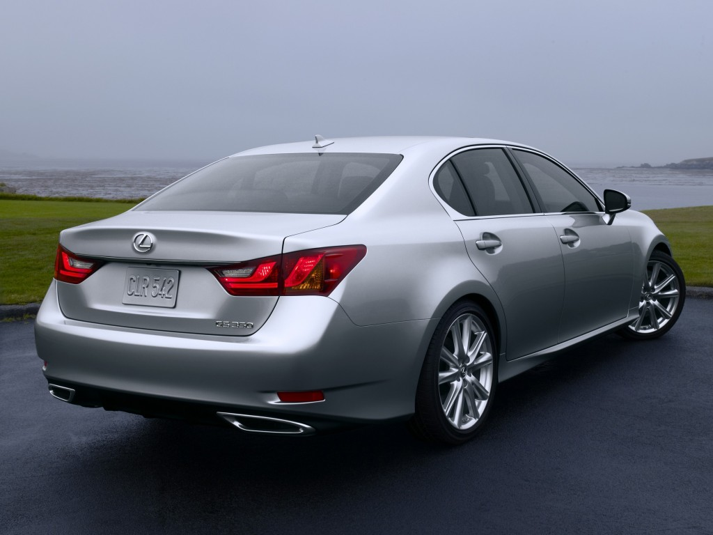 2015 lexus gs 350 pictures photos gallery green car reports. Black Bedroom Furniture Sets. Home Design Ideas