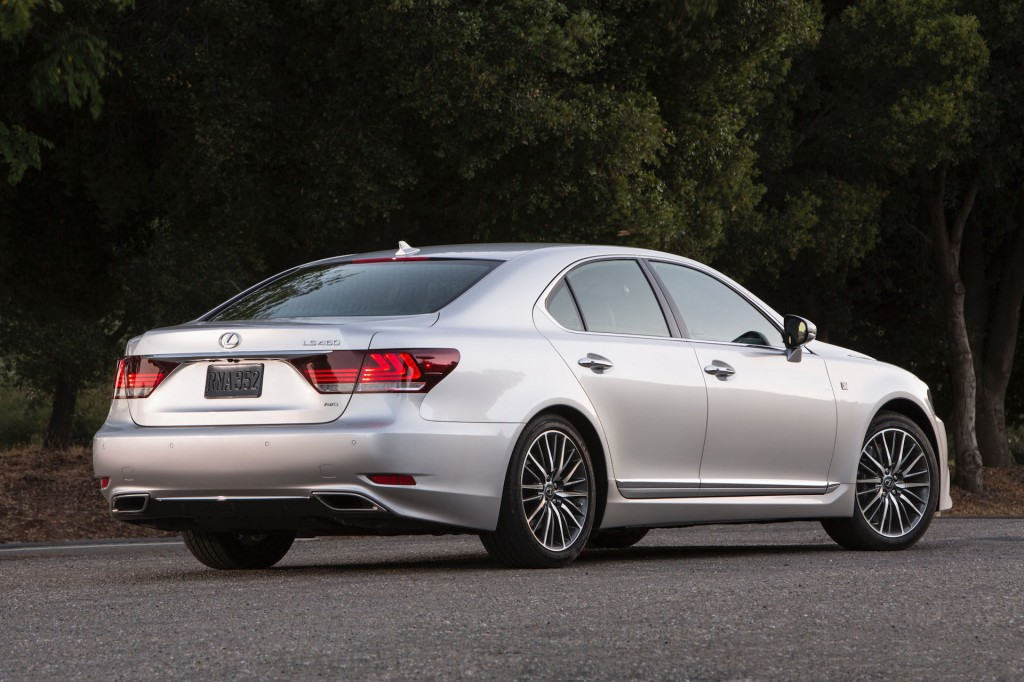 2015 Lexus Ls 460 Pictures Photos Gallery Motorauthority