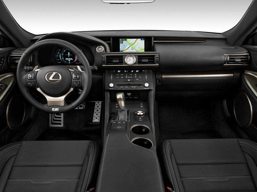 image 2015 lexus rc 350 2 door coupe awd dashboard size. Black Bedroom Furniture Sets. Home Design Ideas