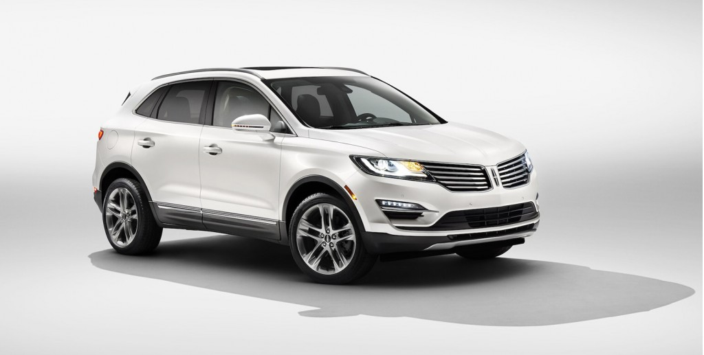 2015 Lincoln Mkc Priced From 33 995