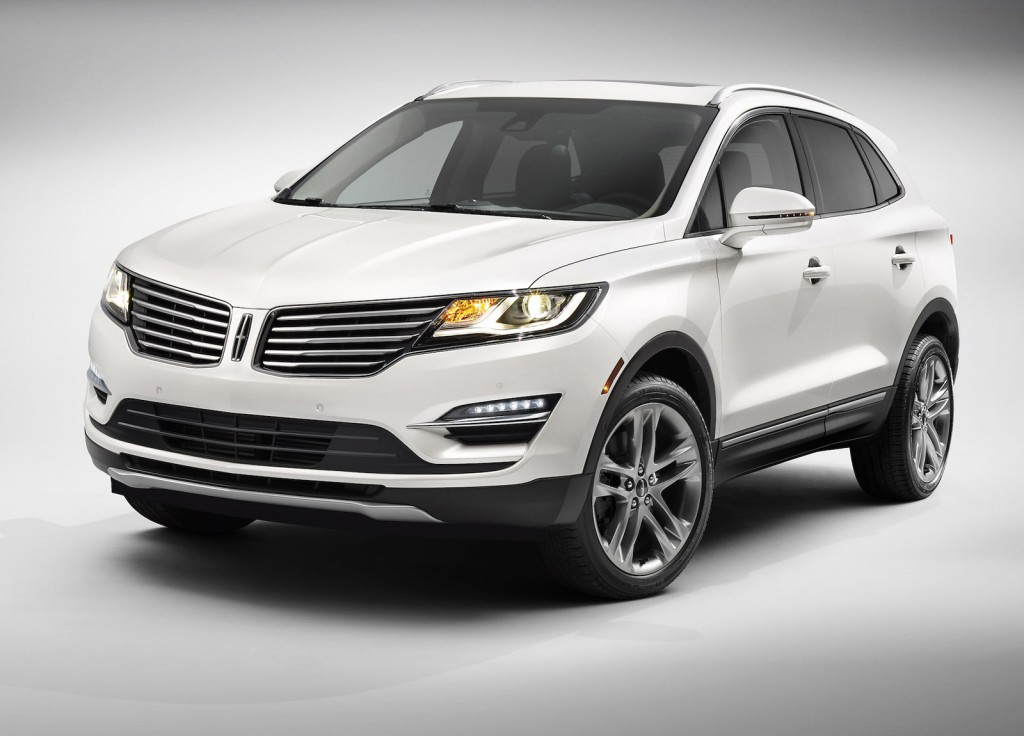 2015 lincoln mkc debuts at l a auto show live photos. Black Bedroom Furniture Sets. Home Design Ideas