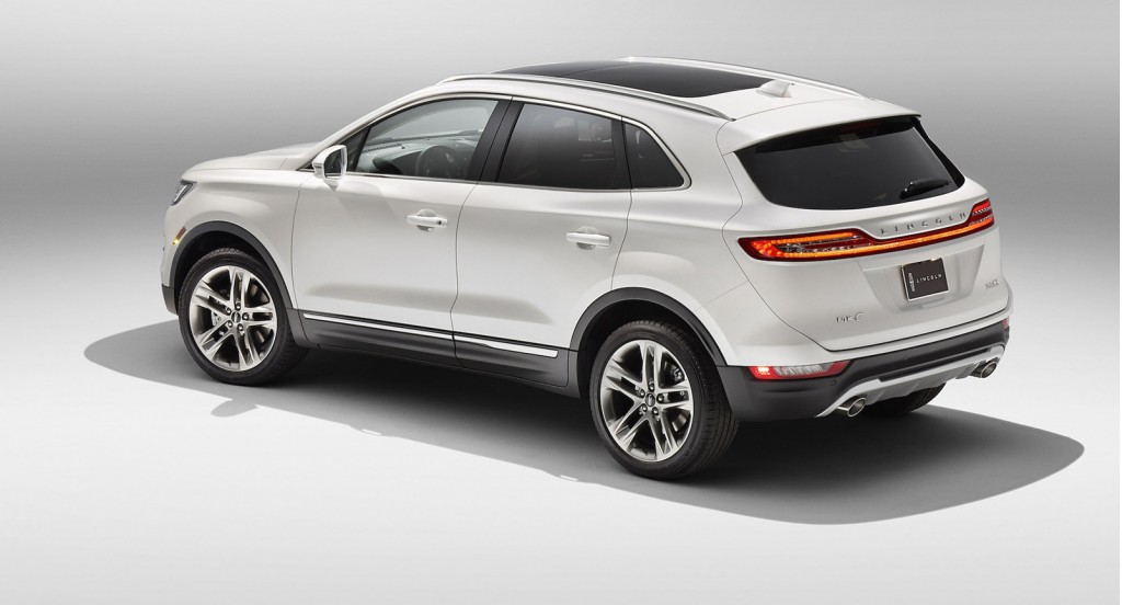 2015 Lincoln MKC Pictures/Photos Gallery - MotorAuthority