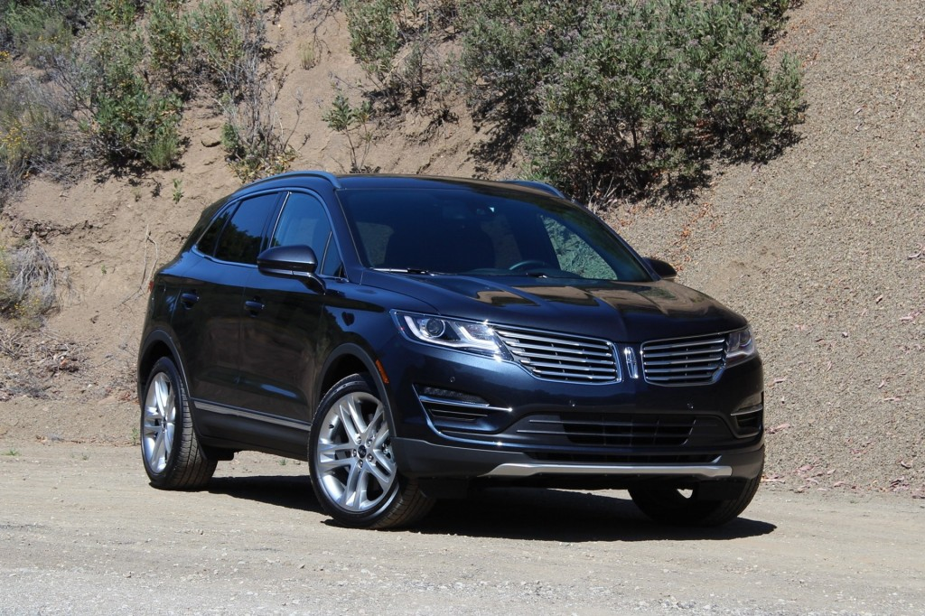 2015 Lincoln Mkc First Drive