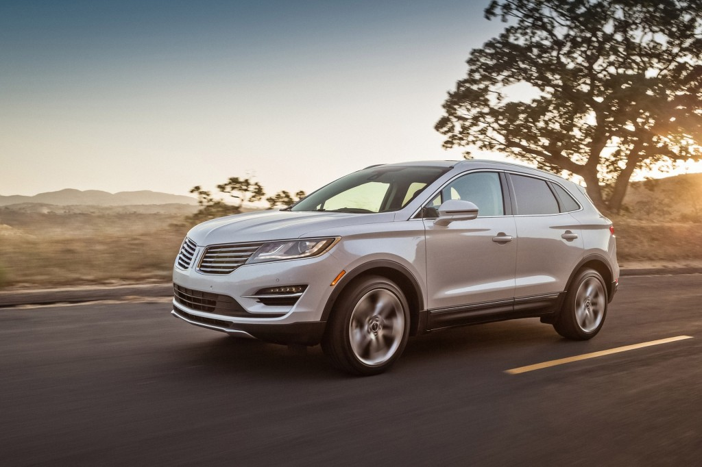 2015 Lincoln Mkc Pictures Photos Gallery The Car Connection