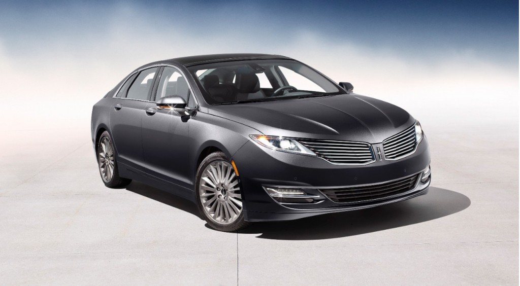 Popular 2015 Lincoln MKZ PicturesPhotos Gallery  Green Car Reports