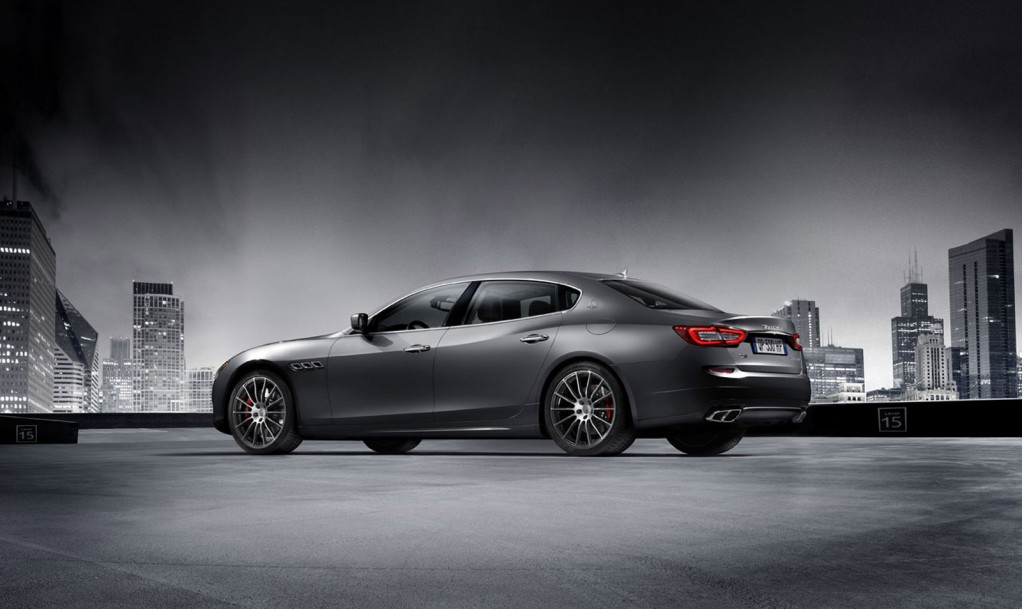 2015 maserati quattroporte and ghibli receive updates. Black Bedroom Furniture Sets. Home Design Ideas