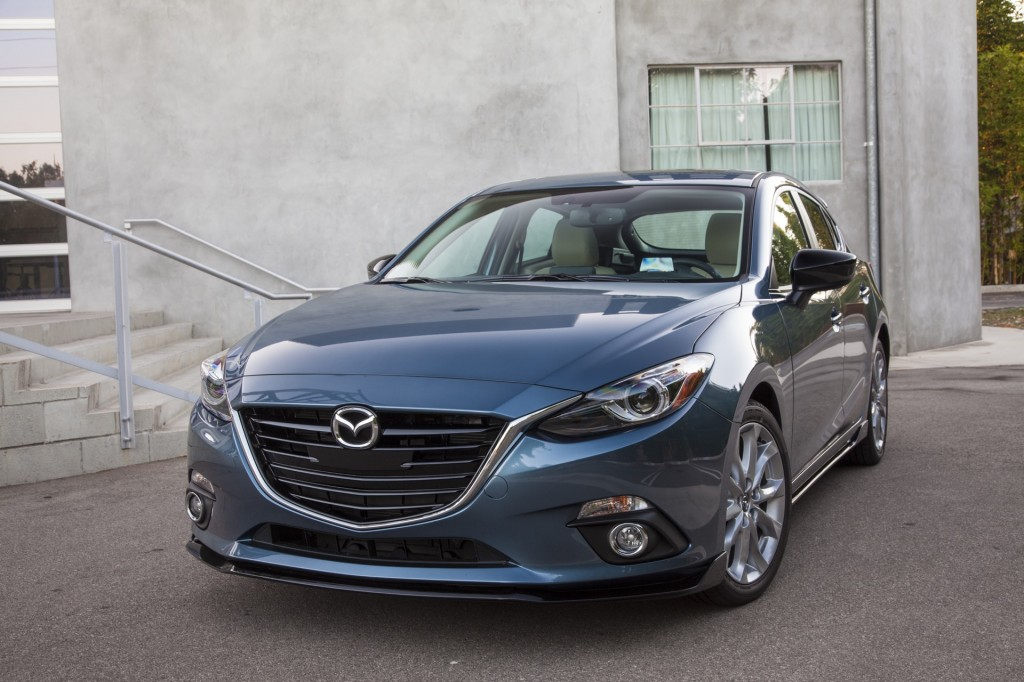 2015 mazda mazda3 pictures photos gallery green car reports. Black Bedroom Furniture Sets. Home Design Ideas