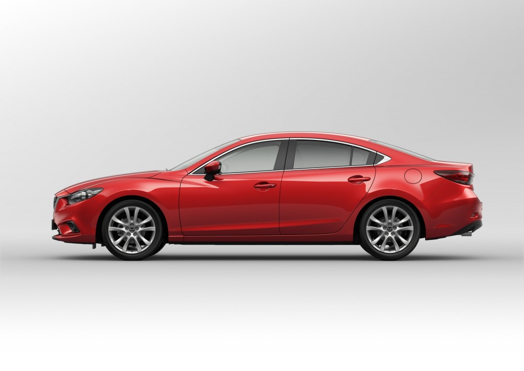 2014 2015 Mazda Mazda6 Recalled To Fix Tire Pressure System