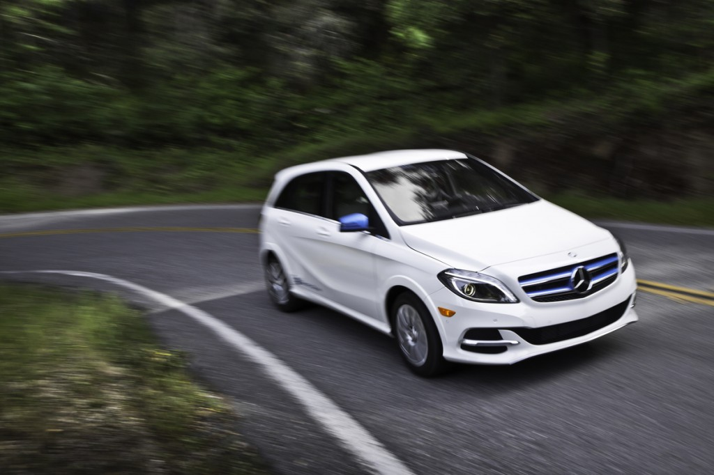 The new mercedes electric car signature electric for New electric mercedes benz