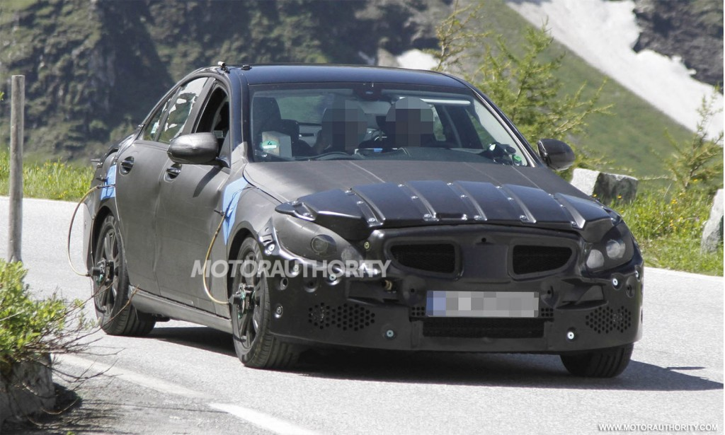 2015 mercedes benz c class spy shots. Cars Review. Best American Auto & Cars Review