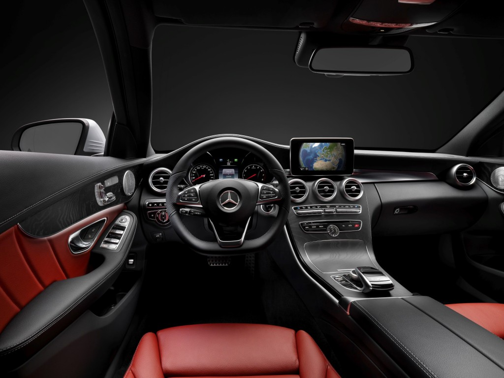 2015 mercedes benz c class first drive. Cars Review. Best American Auto & Cars Review
