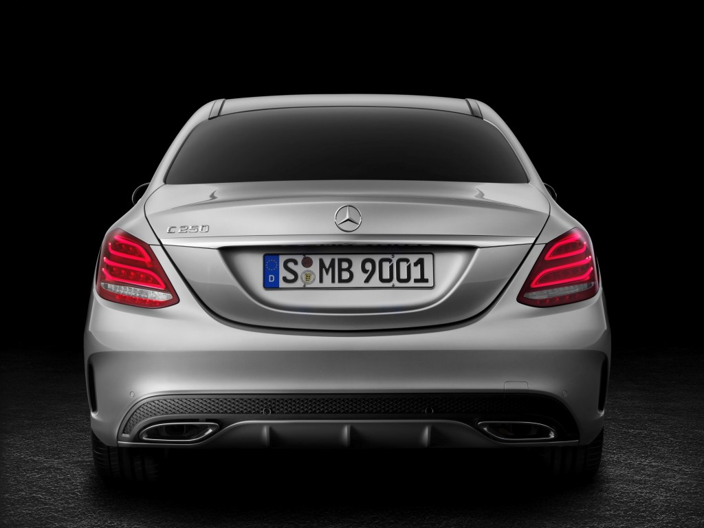 2015 mercedes benz c class first look video 2014 detroit auto show. Cars Review. Best American Auto & Cars Review