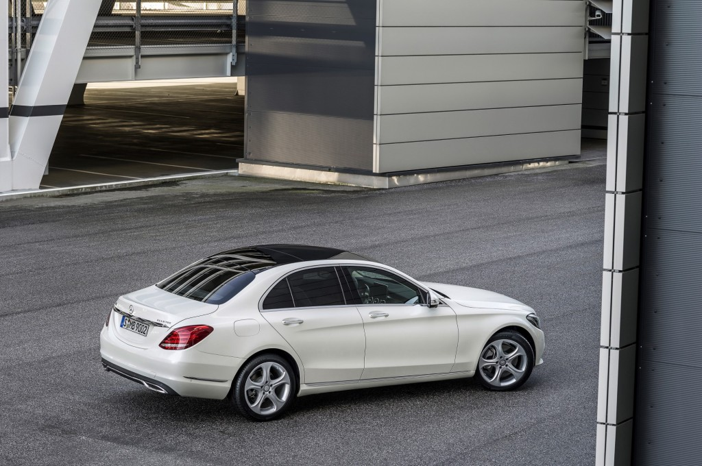 2015 mercedes benz c class priced from 39 325 for Mercedes benz c class pictures