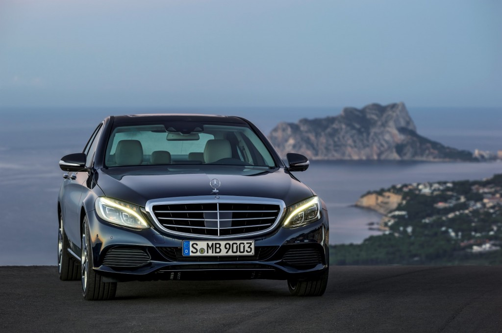 2015 mercedes benz c class enters production. Cars Review. Best American Auto & Cars Review