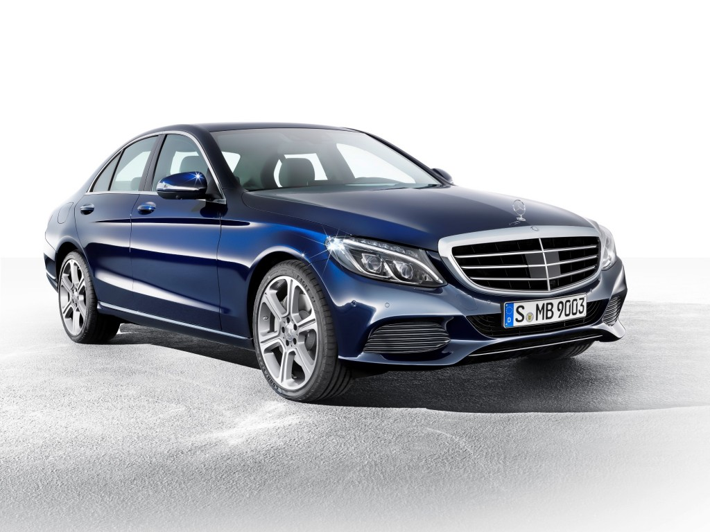 a close look at the design of the 2015 mercedes benz c