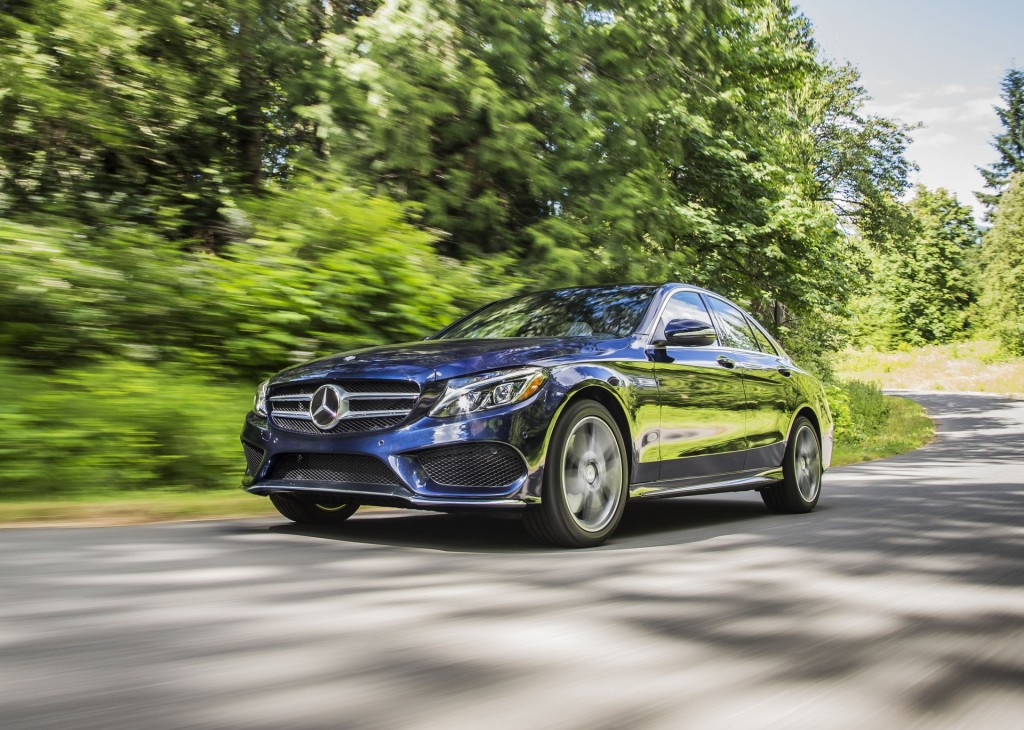 2015 mercedes benz c class first drive page 3 for New 2015 mercedes benz c class