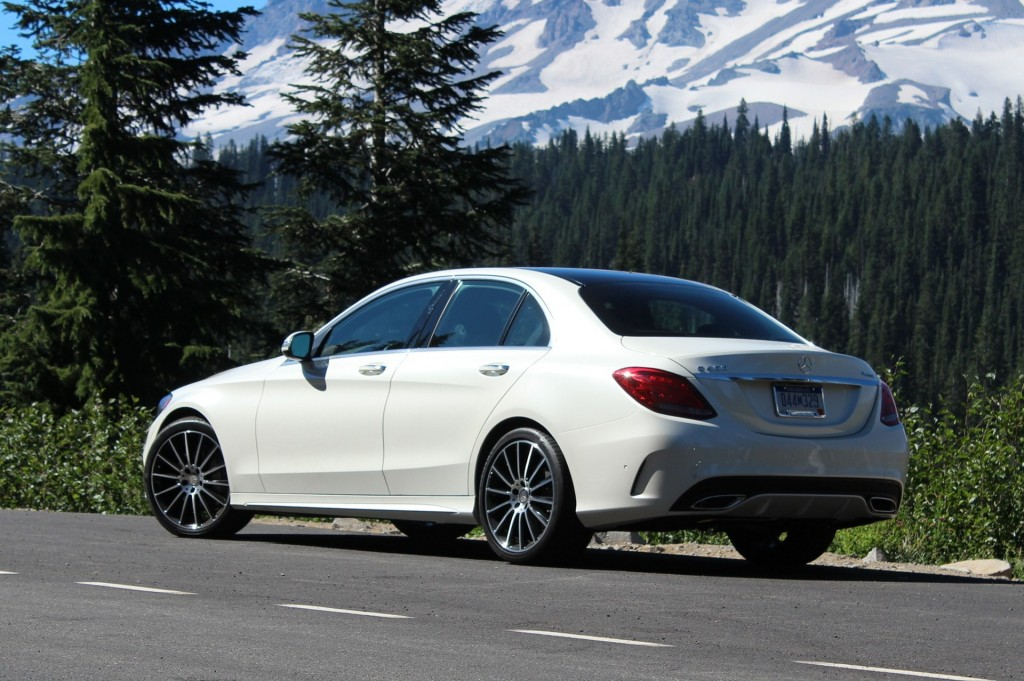 2015 mercedes benz c class first drive page 2. Black Bedroom Furniture Sets. Home Design Ideas