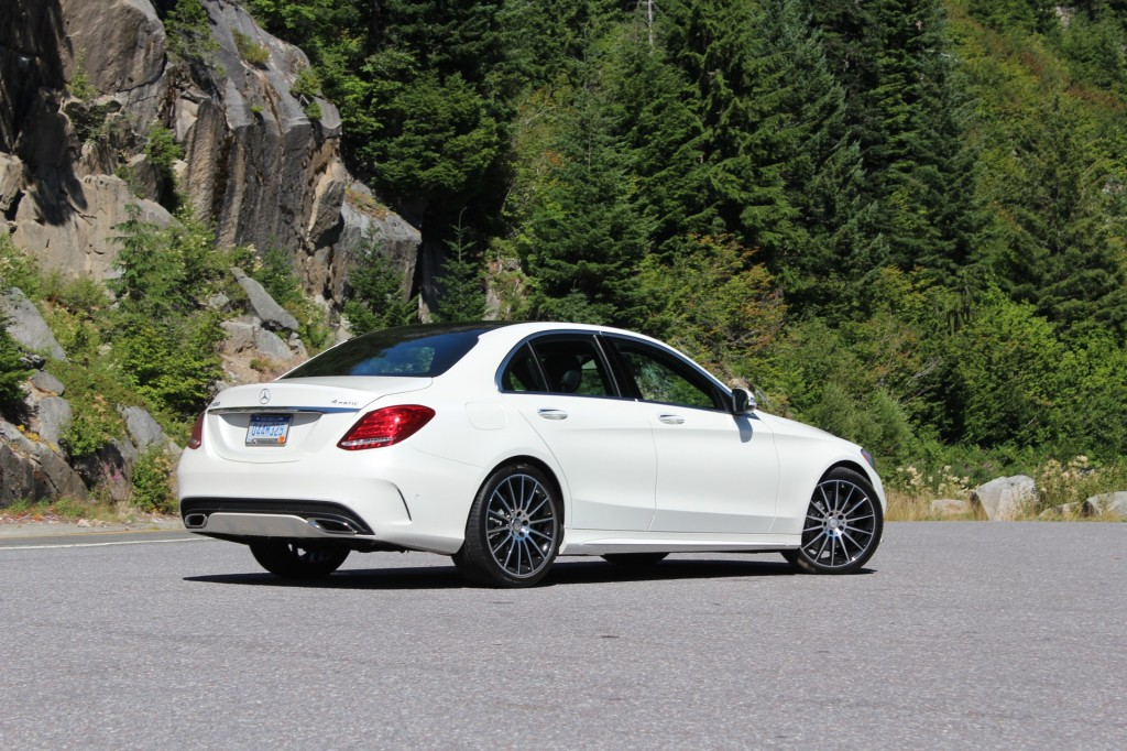 image 2015 mercedes benz c class first u s drive august 2014. Cars Review. Best American Auto & Cars Review