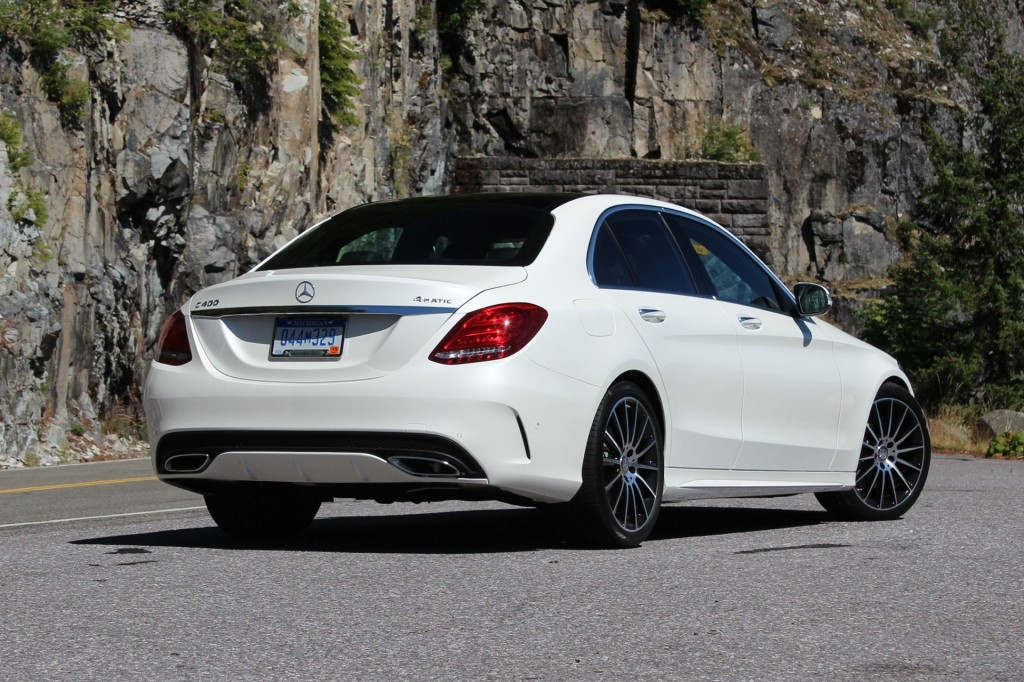 2015 mercedes benz c class first u s drive august 2014. Cars Review. Best American Auto & Cars Review