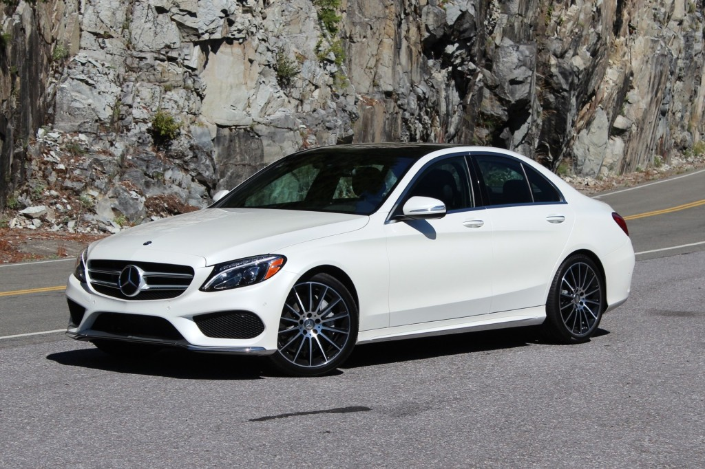 2015 mercedes benz c class video road test for Benz mercedes c class