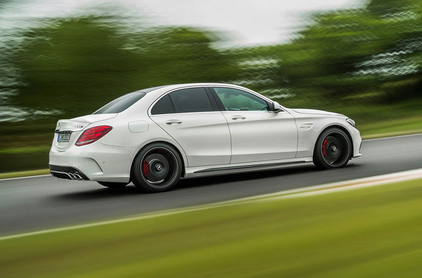 2015 mercedes benz c63 amg details images released in germany update. Black Bedroom Furniture Sets. Home Design Ideas