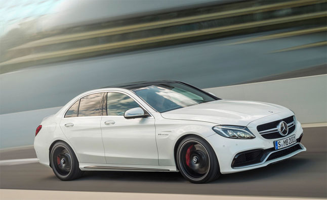 2015 Mercedes-Benz C63 AMG Details, Images Released In Germany: Update