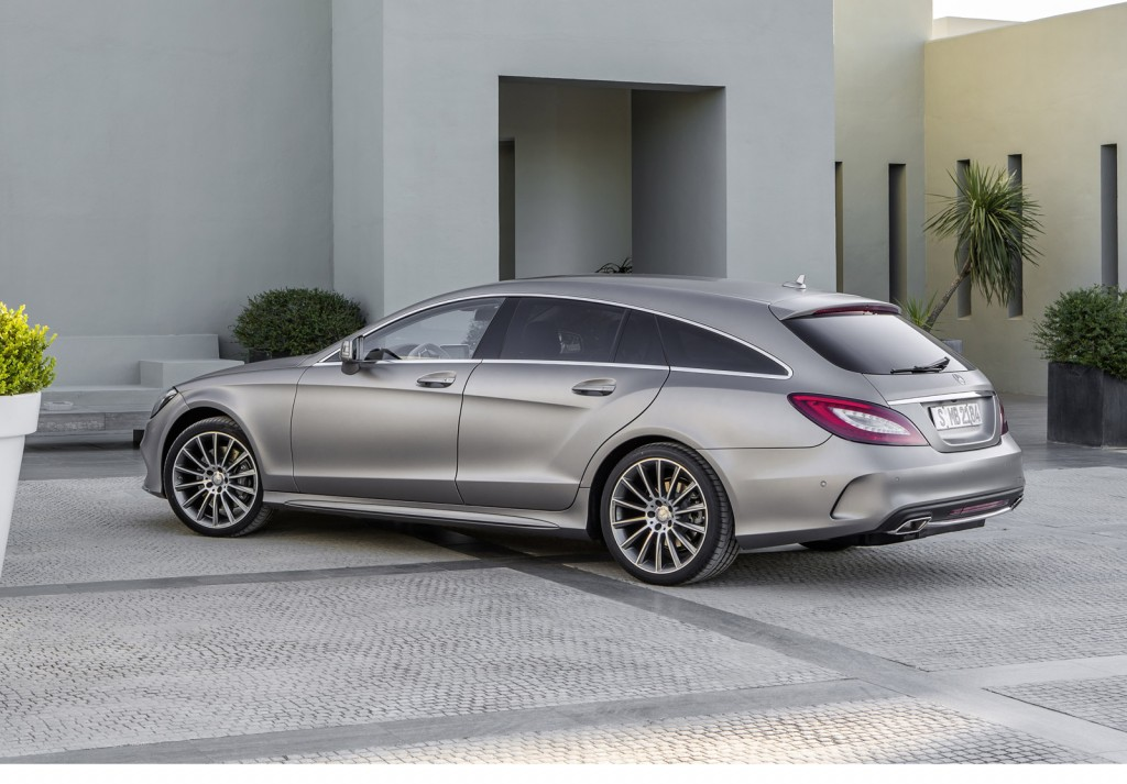 image 2015 mercedes benz cls shooting brake size 1024 x 713 type gif posted on june 18. Black Bedroom Furniture Sets. Home Design Ideas