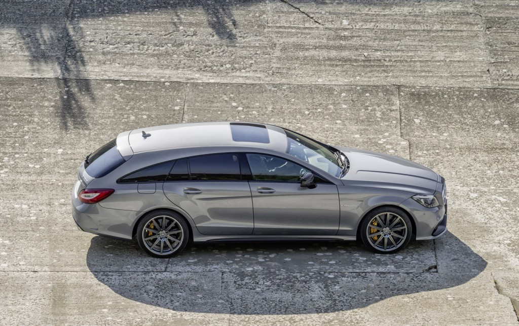 2015 Mercedes-Benz CLS-Class And CLS63 AMG Revealed: Video