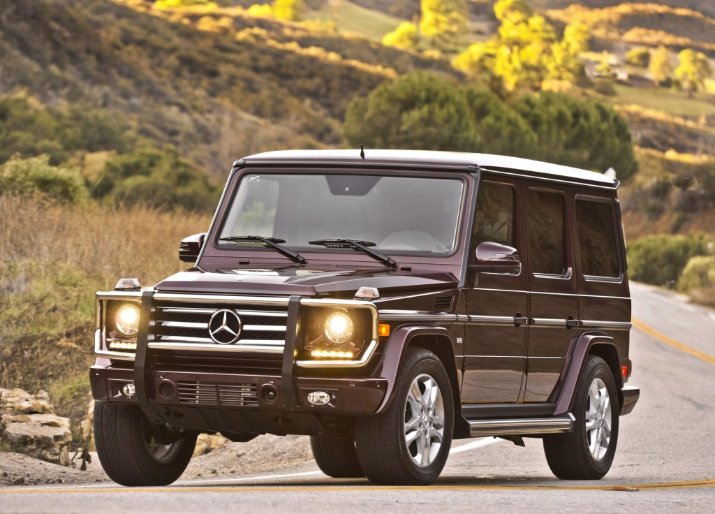 2015 mercedes benz g class pictures photos gallery green. Black Bedroom Furniture Sets. Home Design Ideas