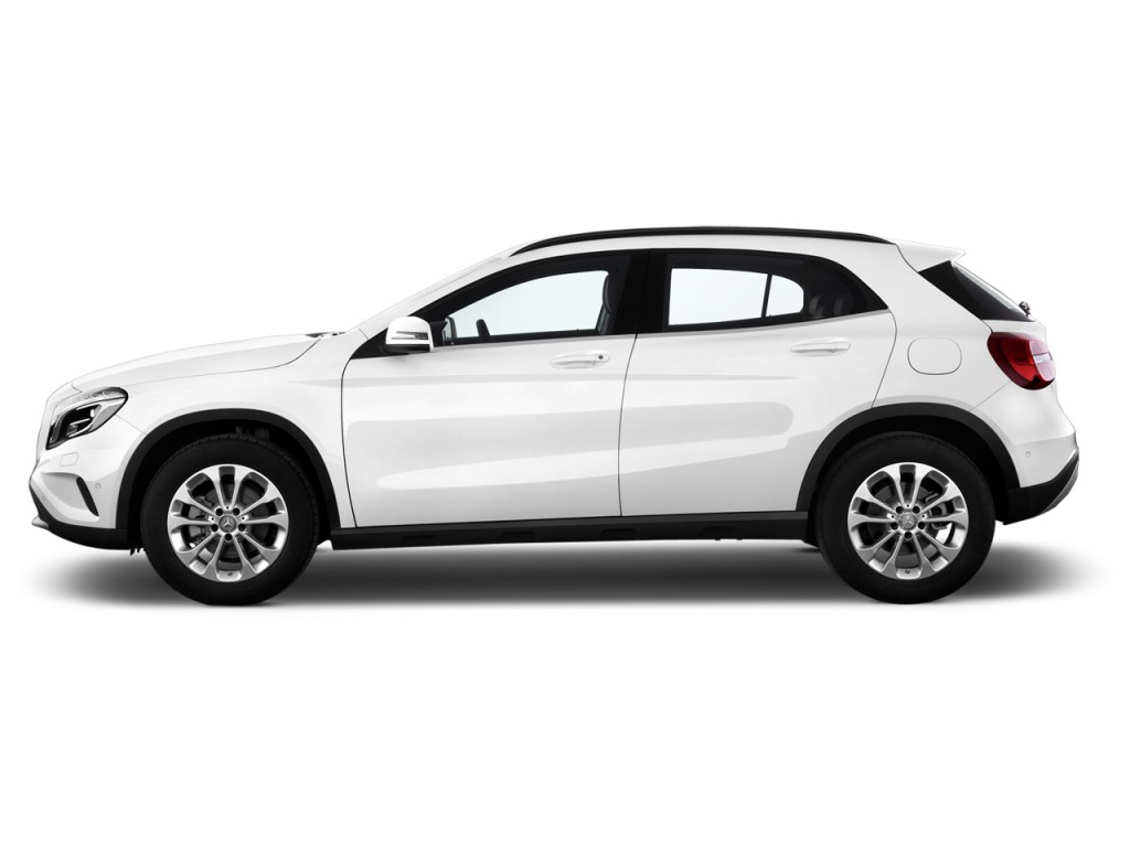 2015 mercedes benz gla class 4matic 4 door gla250 side for 2015 mercedes benz gla class price