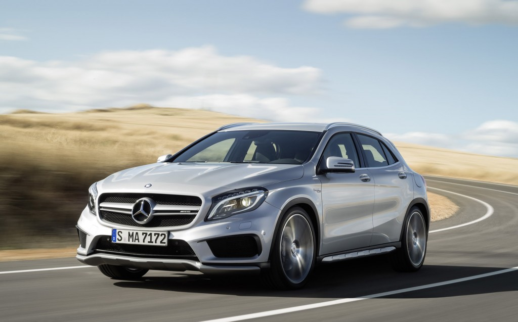 2015 mercedes benz gla45 amg best car to buy nominee
