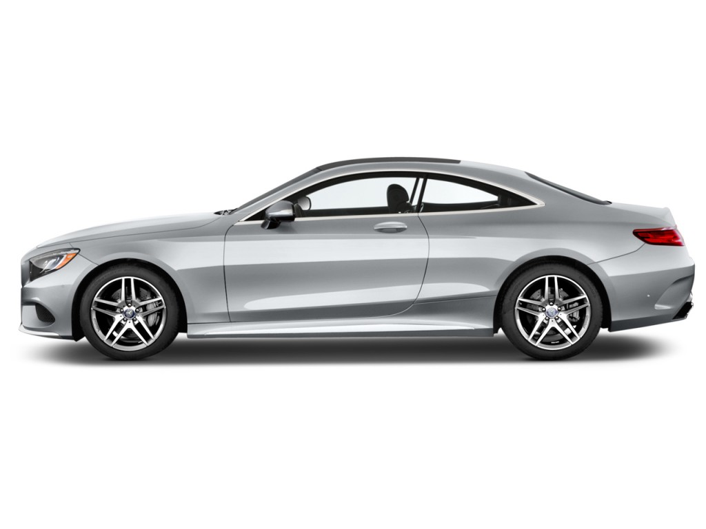 2015 mercedes benz s class 2 door coupe s550 4matic side for Mercedes benz s class coupe price