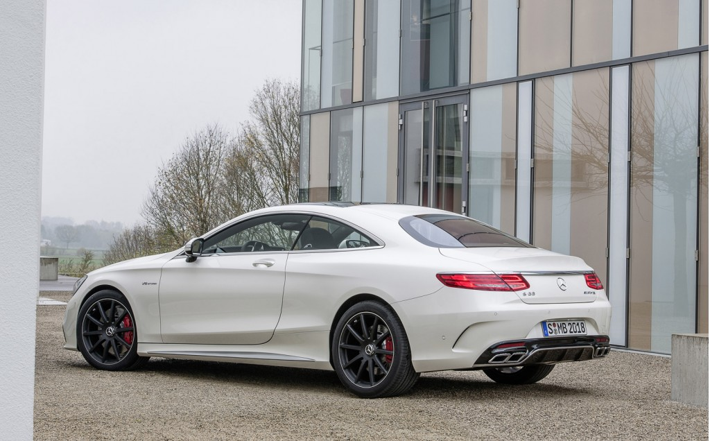 finally picsarticle 4 all new 2015 s63 amg 4 matic coupe mbworldorg forums