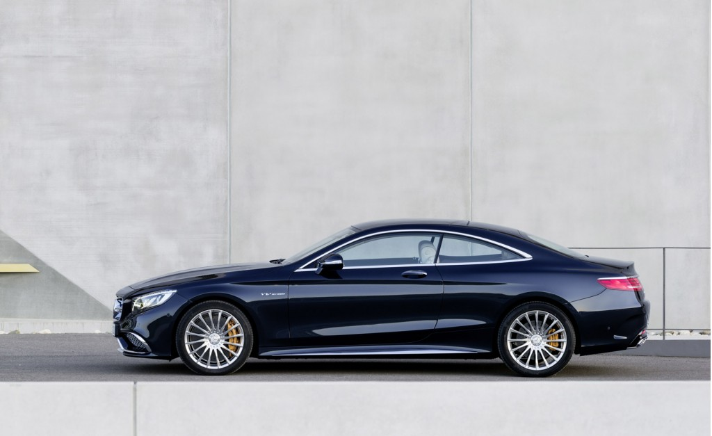 2015 mercedes benz s65 amg coupe revealed for Mercedes benz s65 amg 2015