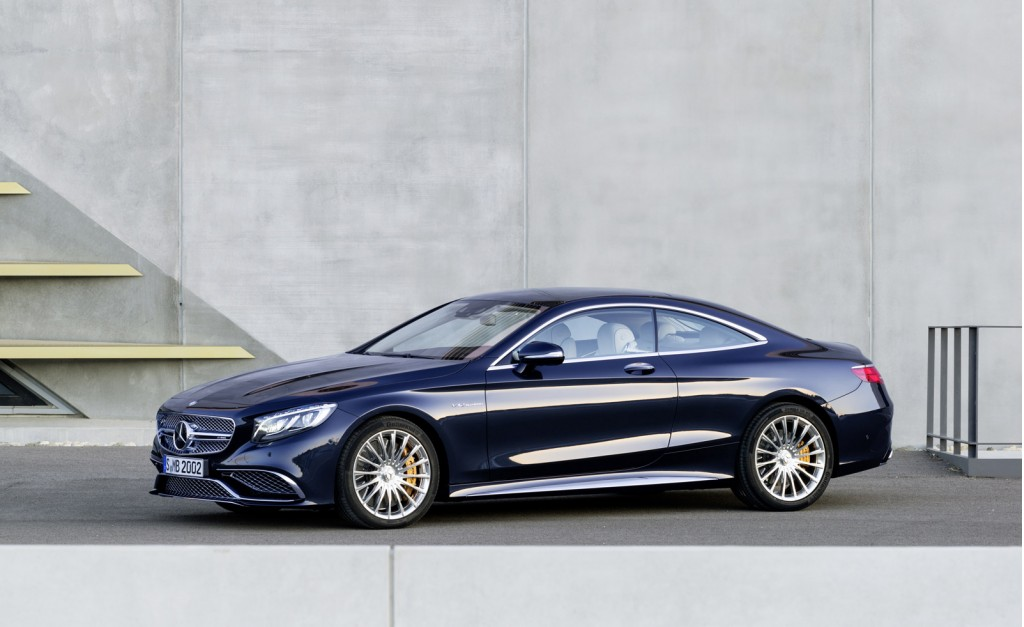 2015 mercedes benz s65 amg coupe revealed. Black Bedroom Furniture Sets. Home Design Ideas