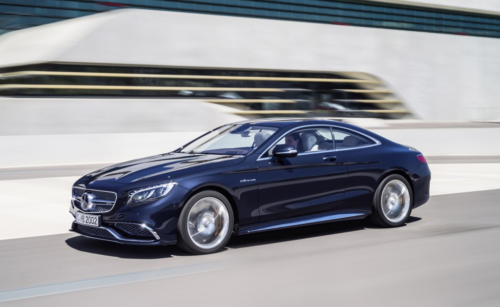 2015 mercedes benz s65 amg coupe revealed for 2015 mercedes benz s65