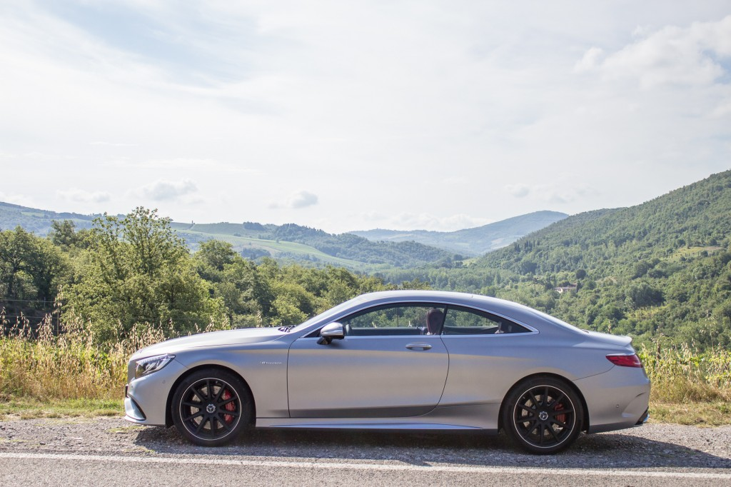 2015 mercedes benz s63 amg coupe first drive. Black Bedroom Furniture Sets. Home Design Ideas