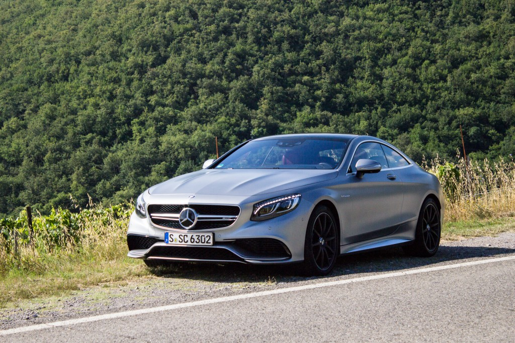 2015 mercedes benz s63 amg coupe first drive for 2015 mercedes benz s63 amg coupe