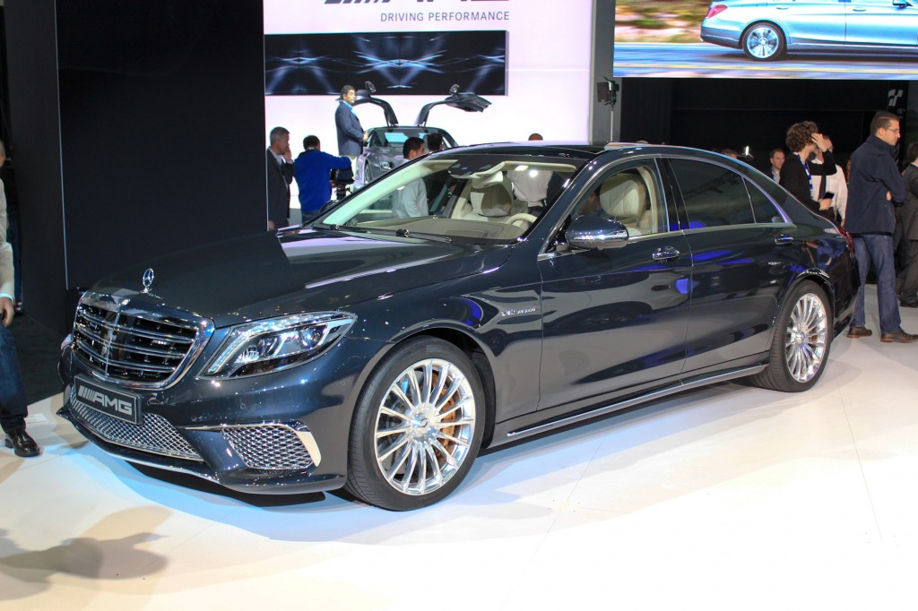2015 mercedes benz s65 amg revealed video live photos for Mercedes benz s65 amg 2015
