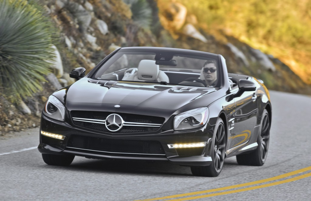 2015 mercedes benz sl class pictures photos gallery the for Mercedes benz sl price