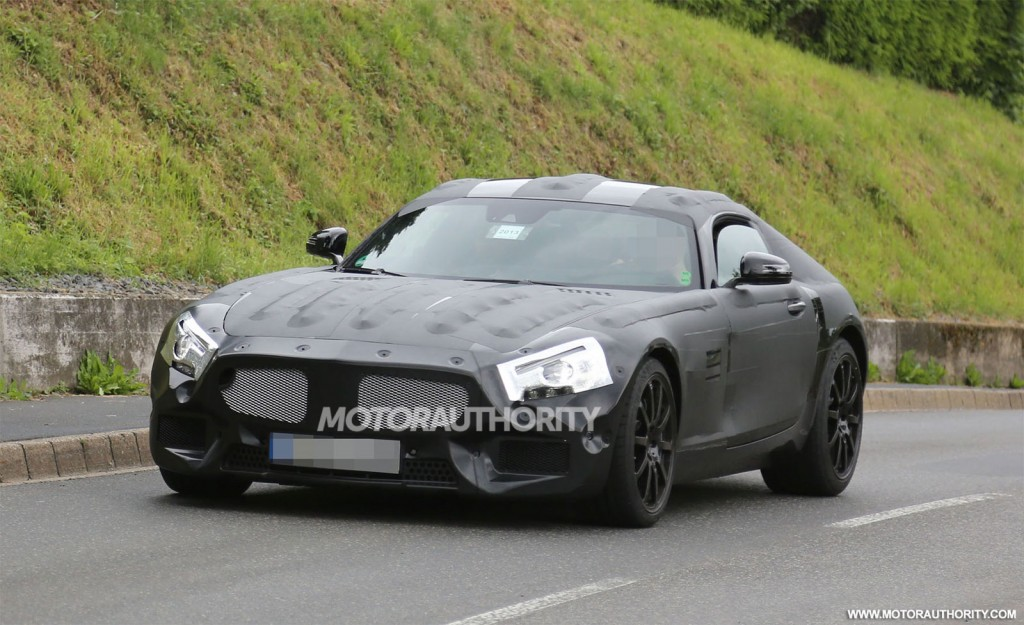 New mercedes benz sports car to be called the amg gt report for Mercedes benz sports car amg